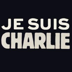 Je suis Charlie. Ohne wenn undaber.