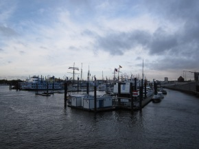 Hamburg in rückblickenderListe